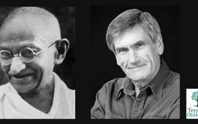 De Gandhi a Marshall Rosenberg – As bases político-espirituais da Comunicação Não-Violenta