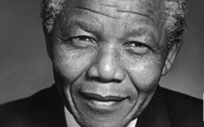 Nossa homenagem a Mandela